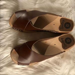 Troentorp of Sweden Clog Sandals